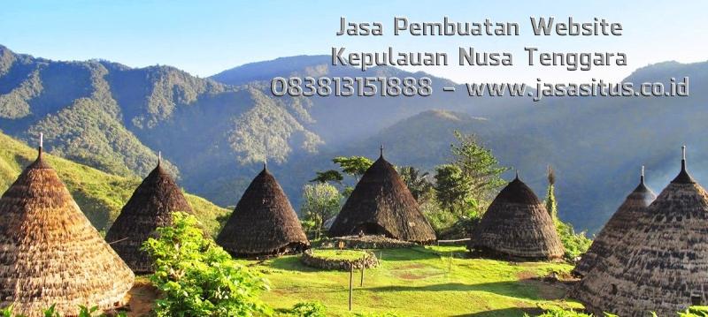 Jasa Pembuatan Website Kepulauan Nusa Tenggara