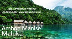 Jasa Pembuatan Website Maluku Dan Ambon