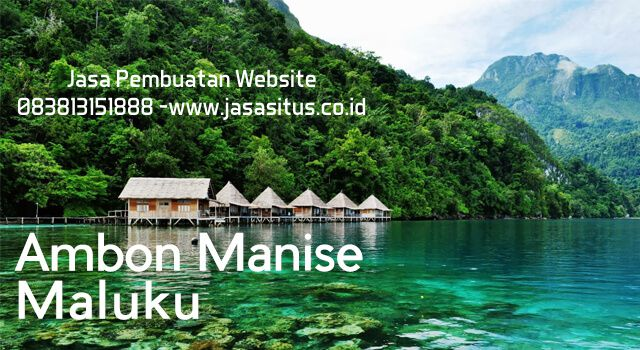 Jasa Website Maluku