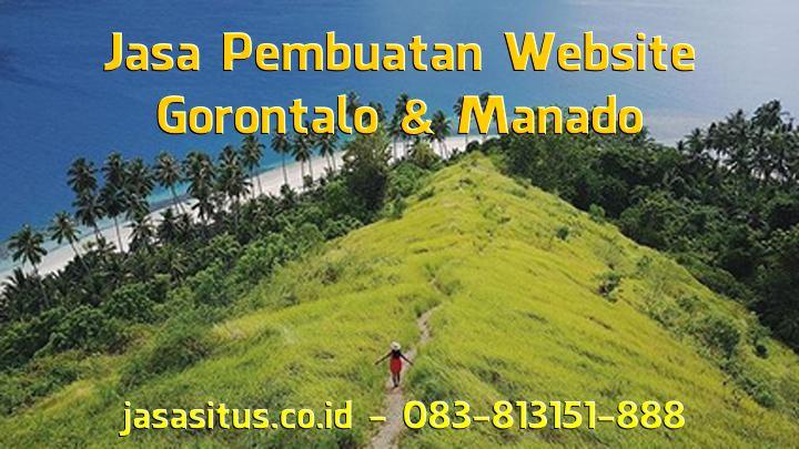 Jasa Pembuatan Website Gorontalo Dan Manado